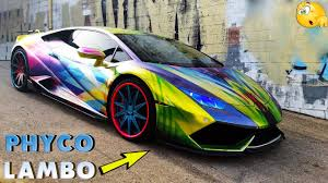 lamborghini huracan custom top 5 lamborghini huracan custom modifications must watch the
