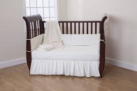 amazon com american baby company 100 cotton percale ruffled