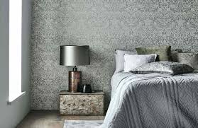 wallpaper accent walls creative dining room wall white painted