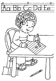 free printable kindergarten coloring pages kids itgod