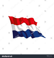 State Flag Meanings Vector Holland Flag Symbol State Stock Vector 473550133 Shutterstock
