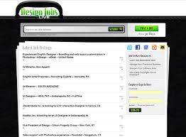 Art Graphic Design Jobs 8 Great Design Job Boards To Find Your Next Design Job Or Gig