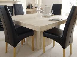 beautiful travertine dining room table indiepretty at find home