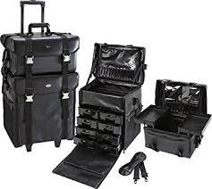 professional makeup artist bag seya 2 in 1 professional makeup artist rolling makeup