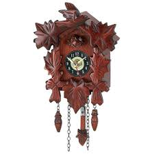 Awesome Clocks by Furniture Awesome Cuckoo Clock In Brown Made Of Wood With Bird
