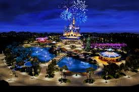 it all started with a mouse opening date for shanghai disneyland