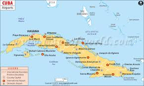 us area code map printable airports in cuba cuba airports map