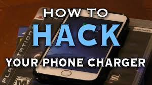 how to hack your phone charger youtube