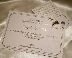 Regency Wedding Invitations Wedding Invitations That Will Really Stand Out Chwv