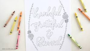 being thankful coloring pages 2 im thankful coloring page for