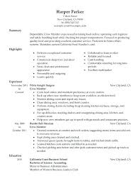 Sample Resume For Customer Service With No Experience Sample Resume For Cabin Crew With No Experience