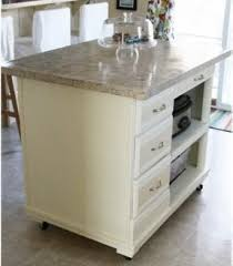 kitchen islands on mobile kitchen islands ideas and inspirations island with casters