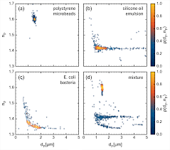 holographic characterization of contaminants in water