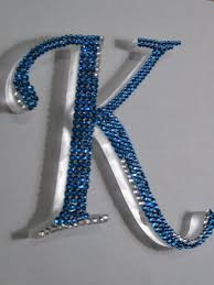 k cake topper a letter k cake topper occasions custom cake toppers and
