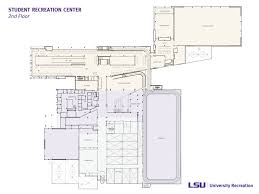 Lsu Map Plans U0026 Renderings Lsu Urec