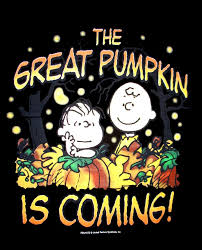 peanuts halloween wallpaper the great pumpkin is coming have you learned your pumpkin carols