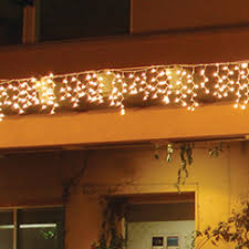 120v 8 led icicle light string mini 70 6 xx by american
