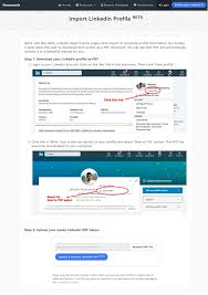 How To Put Your Linkedin Profile On Your Resume Convert Your Linkedin Profile To A Beautiful Resume
