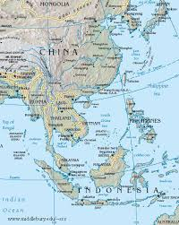 the sea map south china sea reference map cia small the south china sea