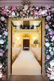 wedding flower arches uk beautiful floral archway for hedsor house www hedsor