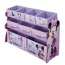 disney minnie mouse deluxe 9 bin toy organizer toys