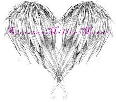 angel wing tattoo design by kristenmm on deviantart