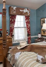 Cowhide Uses Custom Window Treatments Love The Cowhide Treatment Would Like To