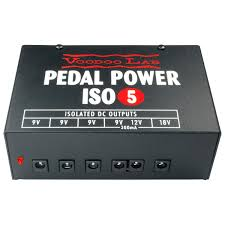 amazon com voodoo lab pedal power iso 5 isolated power supply