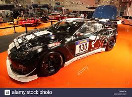 Nissan Gtr Custom - nissan gtr r35 racing car shown at the essen motor show in essen