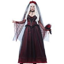 Halloween Costumes Immortal Vampire Bride Woman Halloween Costume N11847