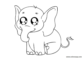 ozie boo colouring pages 8 cute baby elephant coloring pages