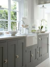 blue chalk paint kitchen cabinets kitchen time series painting cabinets