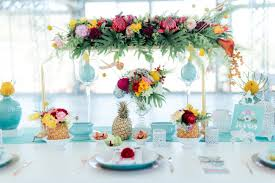 hawaiian theme wedding best hawaiian wedding decorations with tropical wedding decor on