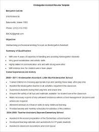 Early Childhood Assistant Resume Sample by 442 Best Resume Template Images On Pinterest Resume Templates