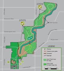 French Creek State Park Map by Open Space Lands Salt Lake City The Official City Government