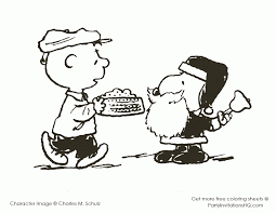 snoopy christmas coloring pages free coloring home