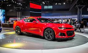 camaro the years the 2017 chevrolet camaro zl1 is the most camaro in years