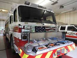 North Bay Fire Prevention by Bay Ridge Firetruck May Have To Go To Minnesota For Repairs