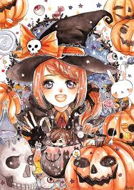happy halloween 2014 by cherriuki on deviantart