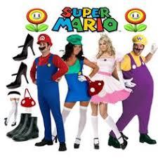 Super Mario Halloween Costume Mario Kart Group Costume Imagine Possibilities