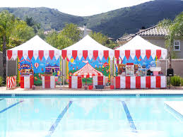 carnival themed party carnival birthday party packages in san diego carnival birthday