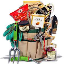 gardening gift basket classic gardening gift basket by gourmetgiftbaskets