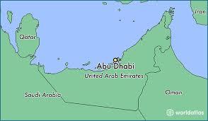 map of abu dabi where is abu dhabi the united arab emirates abu dhabi abu