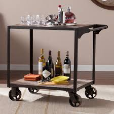 Kitchen Cart On Wheels by Kitchen Design Kitchen Utility Cart Brown Kitchen Cart With