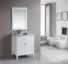 contemporary bath vanity white wood bathroom vanity modern wall