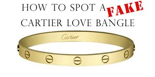 love bangle bracelet images Fake cartier love bracelet how to spot one cartier raymond jpg
