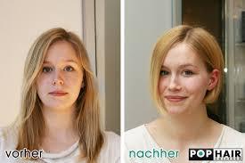 Bob Frisuren Vorher Nachher by Vorher Und Nachher Pophair