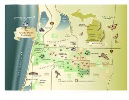 The Great Lakes Map Saving Arcadia Wayne State University Press
