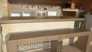realiser une cuisine en siporex cuisine en siporex revêtement béton ciré à quiberon artisan en