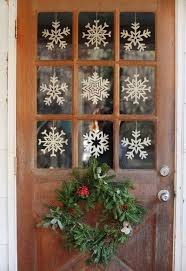 Christmas Decorating Ideas For The Kitchen 30 christmas door decorating ideas best decorations for your